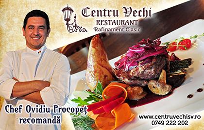 Restaurant Centru Vechi Suceava